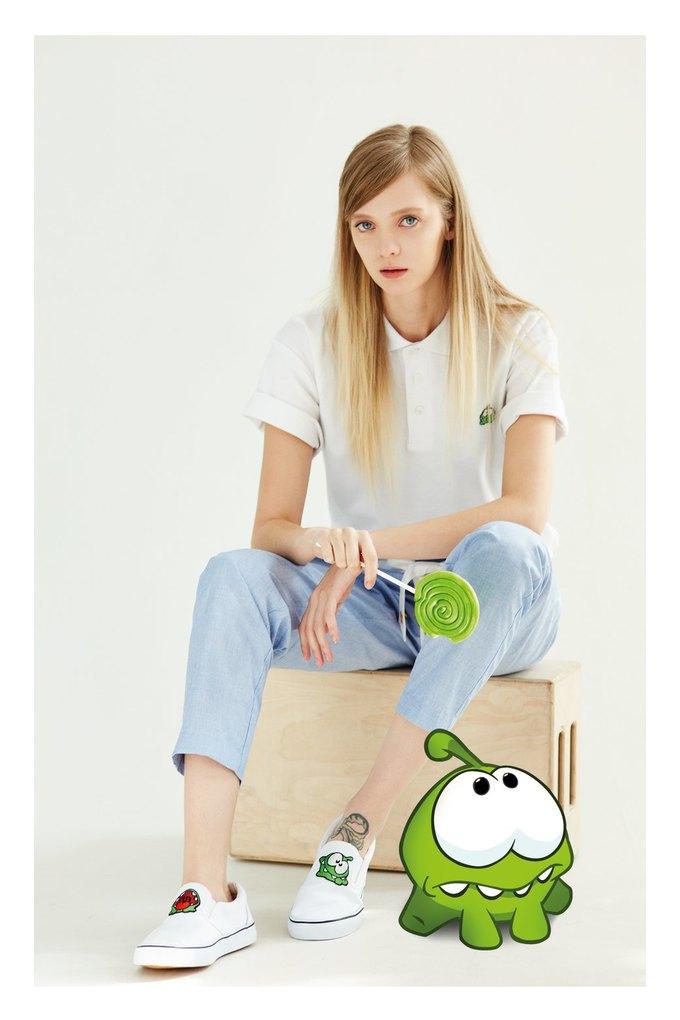 Trends Brands сделали совместную коллекцию с игрой Cut the Rope. Изображение № 8.