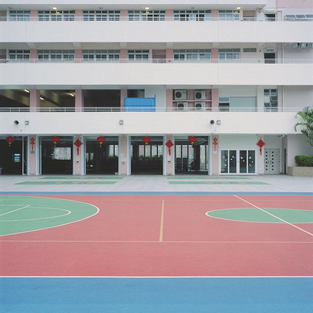 «Courts»: Заброшенные спортплощадки . Изображение № 23.