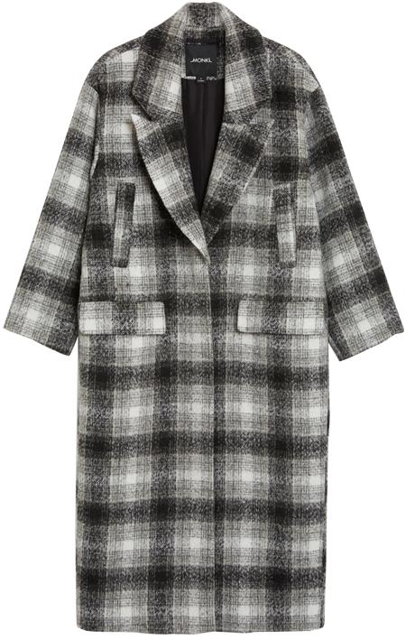 Пальто на осень: 10 тёплых вариантов от простых до роскошных. Изображение № 8.