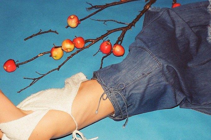 Первый проект Маши Мел для Marques'Almeida . Изображение № 3.