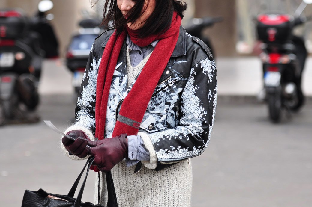 Гости Парижской недели моды FW13, часть 2. Изображение № 40.
