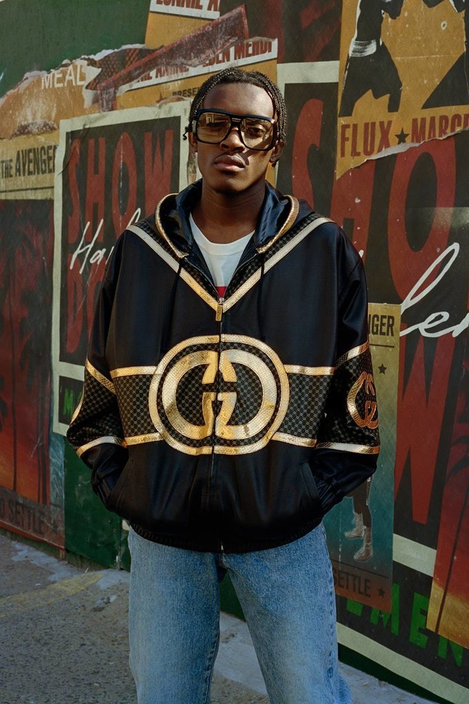 Gucci показали коллаб с дизайнером Дэппер Дэном. Изображение № 16.