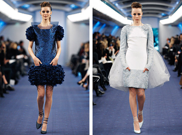 Chanel Spring 2012 Haute Couture . Изображение № 10.