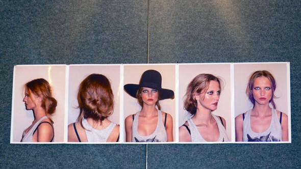 Изображение 9. Milan Fashion Week: бэкстейдж показа Dsquared.. Изображение № 13.