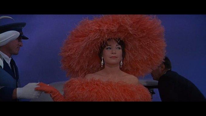 Что можно узнать о стиле  из комедии 60-х  «Что за путь!». Изображение № 9.