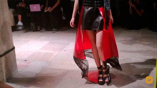 Прямой репортаж  с Paris Fashion Week:  День 2. Изображение № 6.