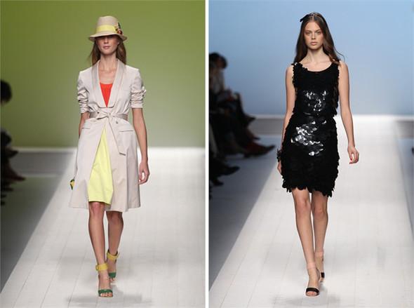 Показы Milan Fashion Week SS 2012: День 2. Изображение № 4.