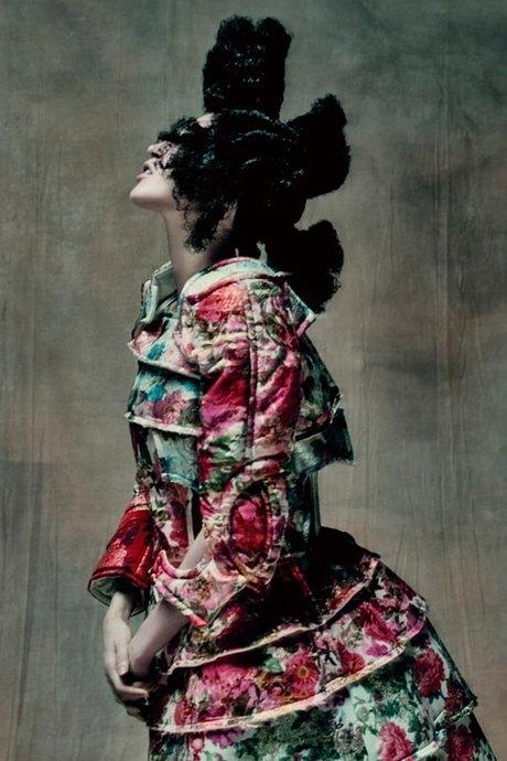 Comme des filles: Рэй Кавакубо и её феминистская мода . Изображение № 8.