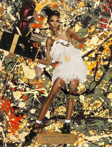Композитки пяти модельных агентств к Нью-Йоркской неделе моды. Изображение № 86.