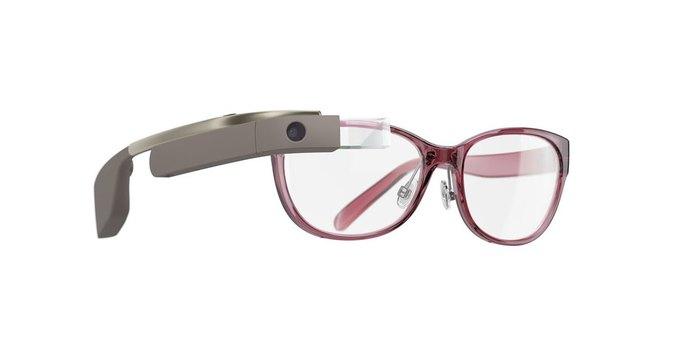 Диана фон Фюрстенберг создала коллекцию  для Google Glass. Изображение № 3.