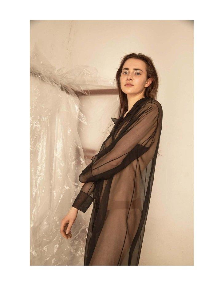 Новая коллекция Sergey Soroka вдохновлена мужским гардеробом. Изображение № 25.