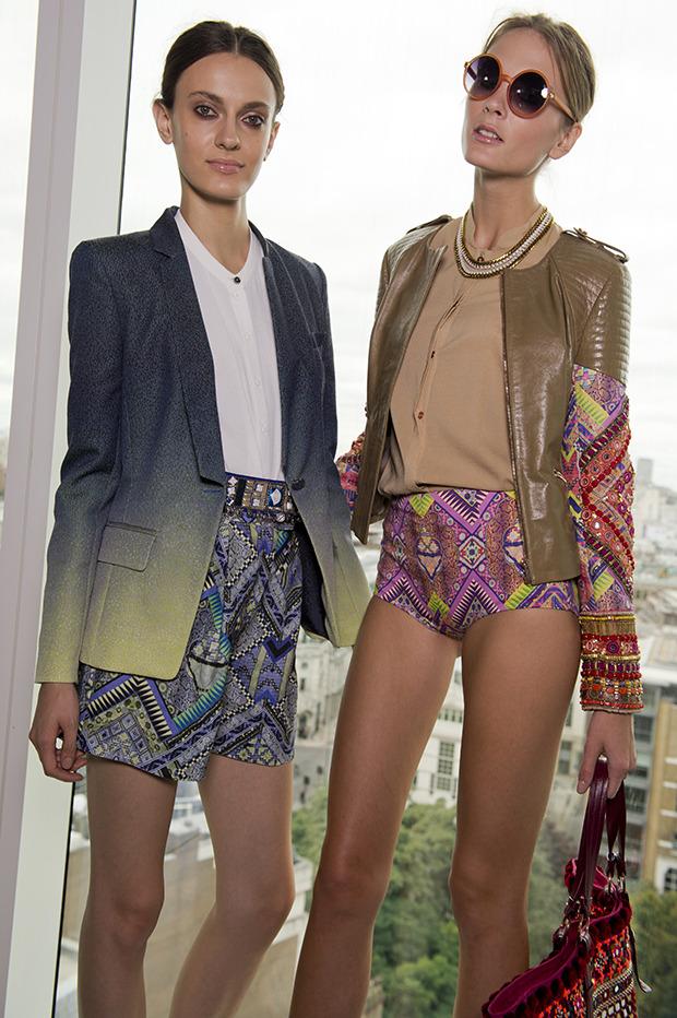 Неделя моды в Лондоне: Бэкстейджи. Изображение № 7.