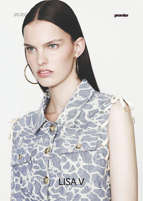 Лиза Вербергт, модель. Изображение № 7.
