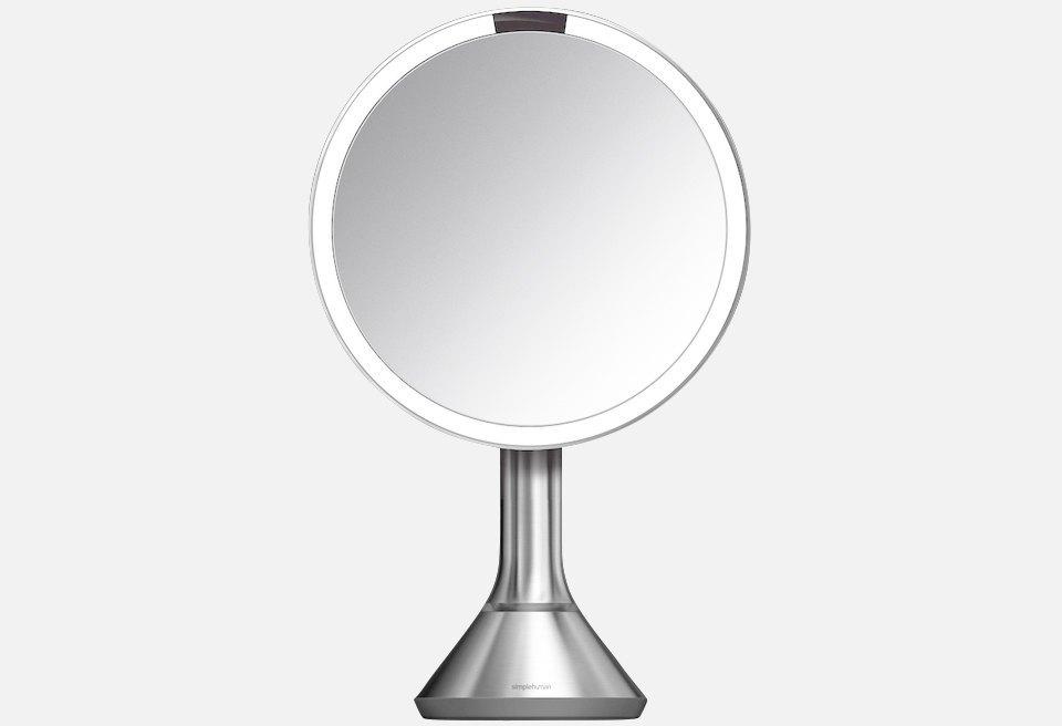 Умное зеркало Simplehuman с разными вариантами подсветки. Изображение № 1.