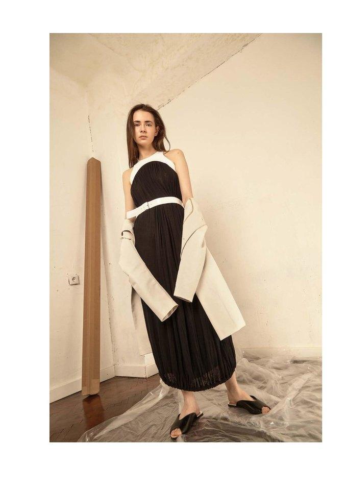 Новая коллекция Sergey Soroka вдохновлена мужским гардеробом. Изображение № 3.