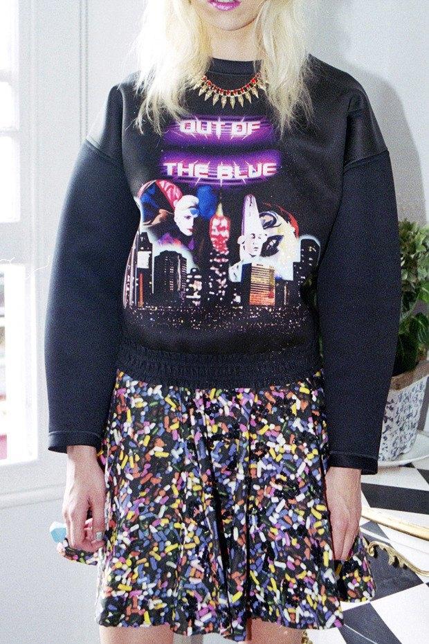 Гардероб: Тесс Йопп, лондонский стилист. Изображение № 19.