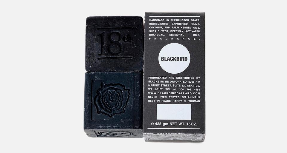 Черное мыло Blackbird. Изображение № 2.