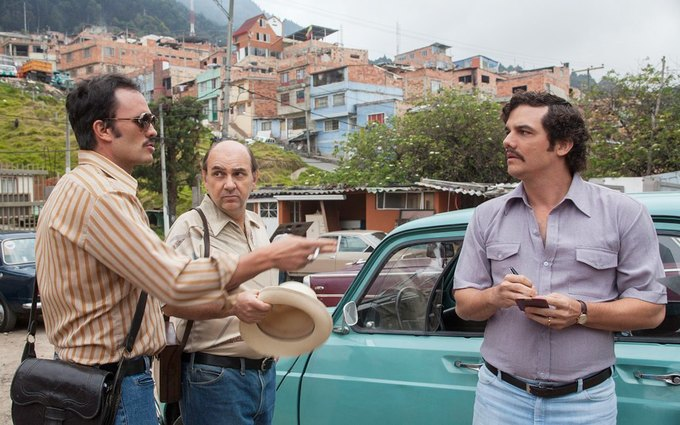 «Narcos»: Сериал  о наркокартеле и борьбе плохих с плохими. Изображение № 7.