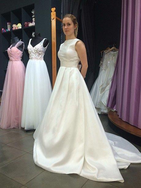 Недостижимый идеал: Как я выбирала свадебное платье. Изображение № 9.