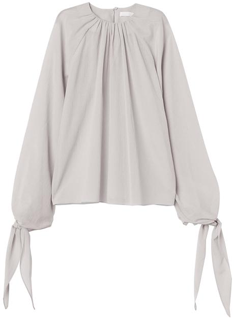 Прозрачные блузки:  От простых до роскошных. Изображение № 2.