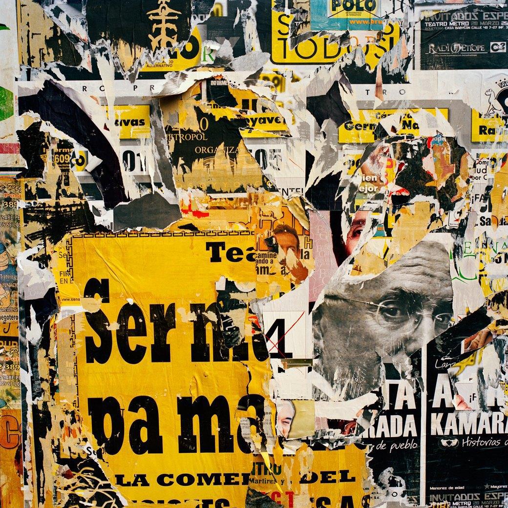 «Безымянные билборды»: Картины из рекламных щитов. Изображение № 3.