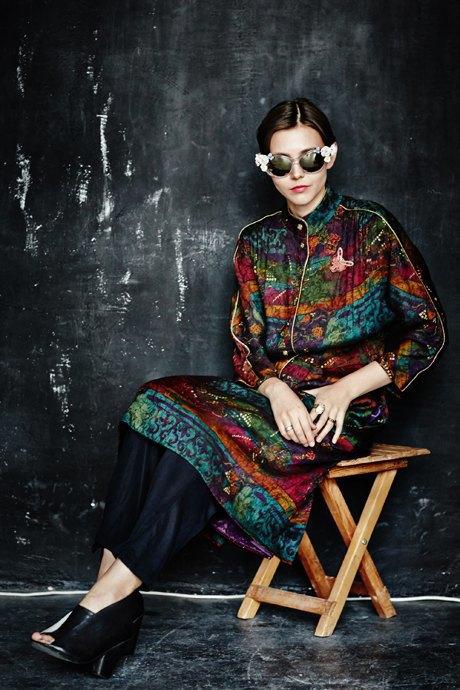 Асия Бареева,  дизайнер и стилист. Изображение № 21.