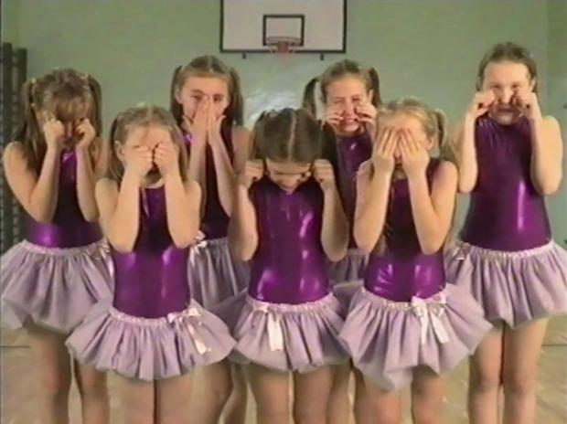 Аня Рубик в очень  странном клипе . Изображение № 16.