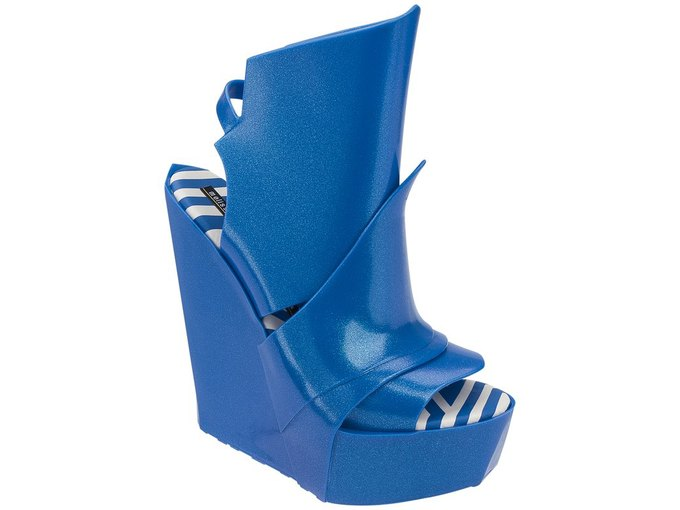 Гарет Пью создал коллекцию обуви  для Melissa. Изображение № 1.