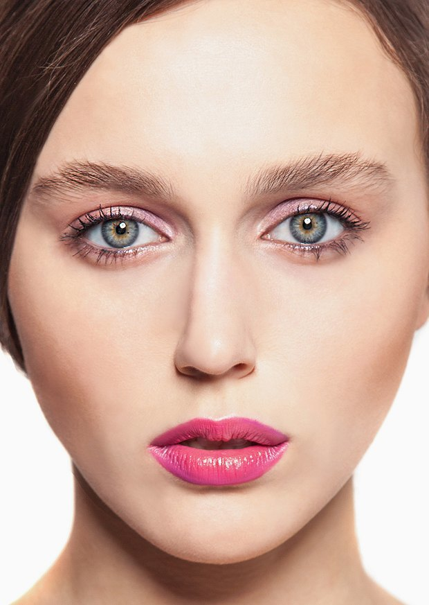 5 вариантов новогоднего макияжа. Изображение № 6.