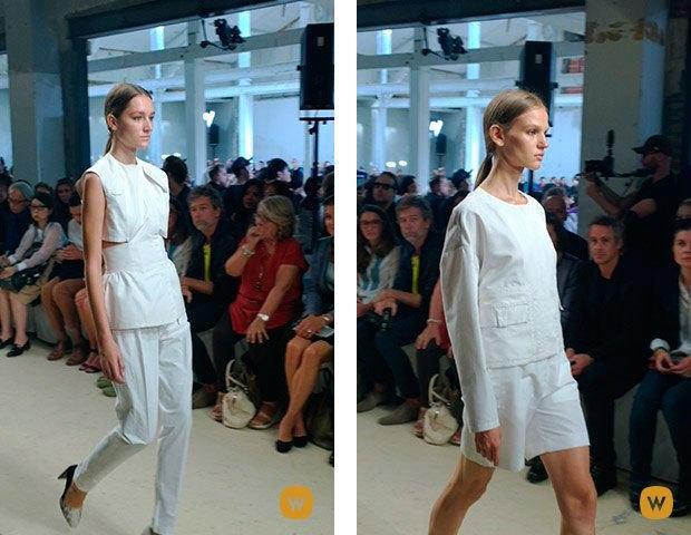 Прямой репортаж  с Paris Fashion Week:  День 2. Изображение № 35.