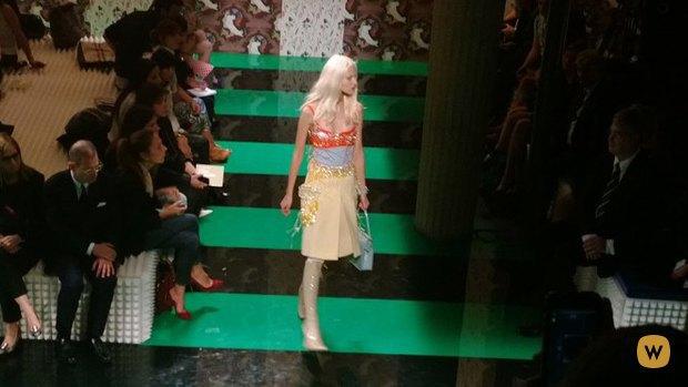 Прямой репортаж  с Paris Fashion Week:  День 9. Изображение № 16.