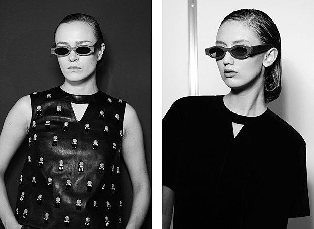 Что происходит с украинской модой: KamenskayaKononova SS 2014. Изображение № 1.