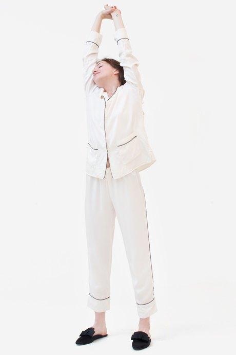 Ведущий дизайнер и пилотесса Маша Мелкосьянц о любимых нарядах. Изображение № 30.