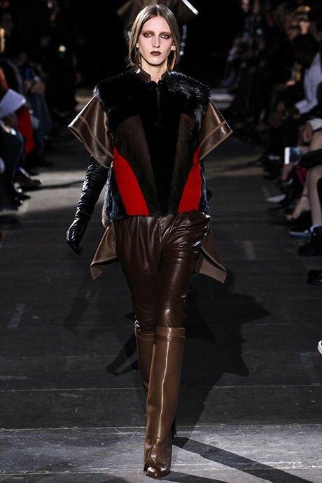 Givenchy FW 2012. Изображение № 40.