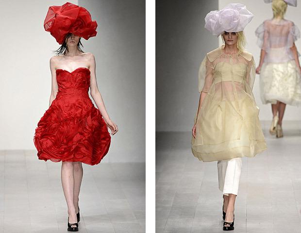 Неделя моды в Лондоне: Показы Issa, Holly Fulton, House of Holland, John Rocha и Moschino. Изображение № 30.