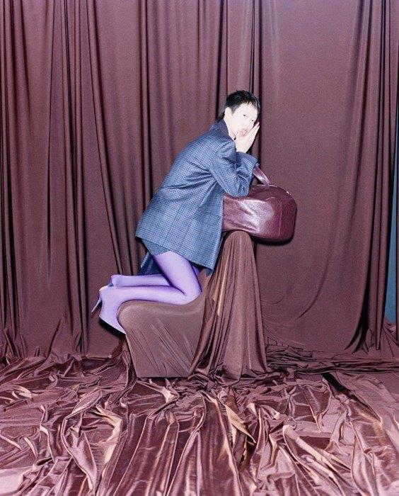 Харли Вейр сняла фетишистскую кампанию для Balenciaga. Изображение № 2.