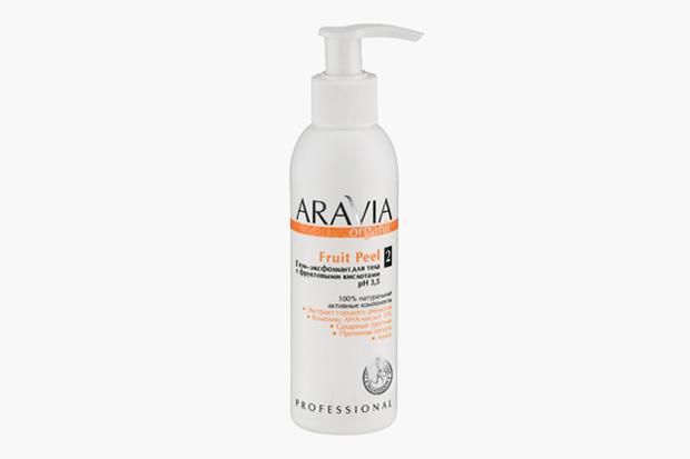 Пилинг для тела с фруктовыми кислотами Aravia Organic Fruit Peel. Изображение № 13.