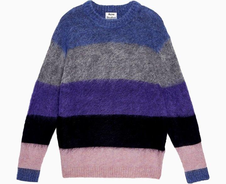 Очень холодно: 10 шерстяных свитеров от простых до роскошных  . Изображение № 7.