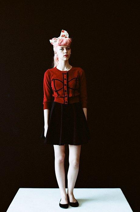 Блогер Кейли Флайт  о любимых нарядах. Изображение № 25.