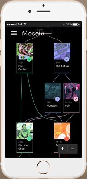 «Мозаика» с Шэрон Стоун: Детективная игра-сериал Стивена Содерберга. Изображение № 1.