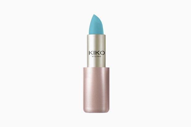 Kiko Milano Summer 2.0 Lipstick Desire Turquoise. Изображение № 11.