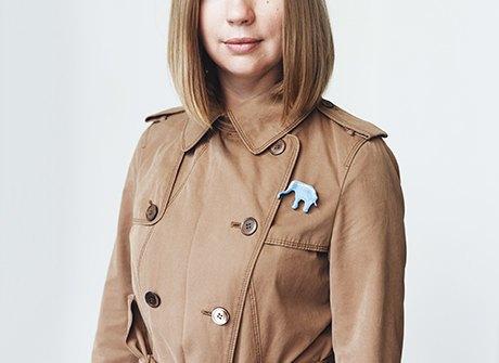 Администратор салона Надежда Шаурина  о любимых нарядах. Изображение № 28.