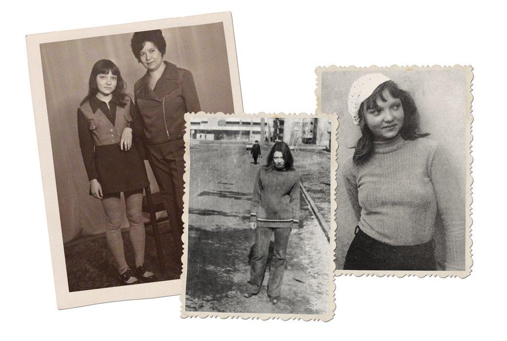 Как одевались наши родители в 70-х. Изображение № 4.