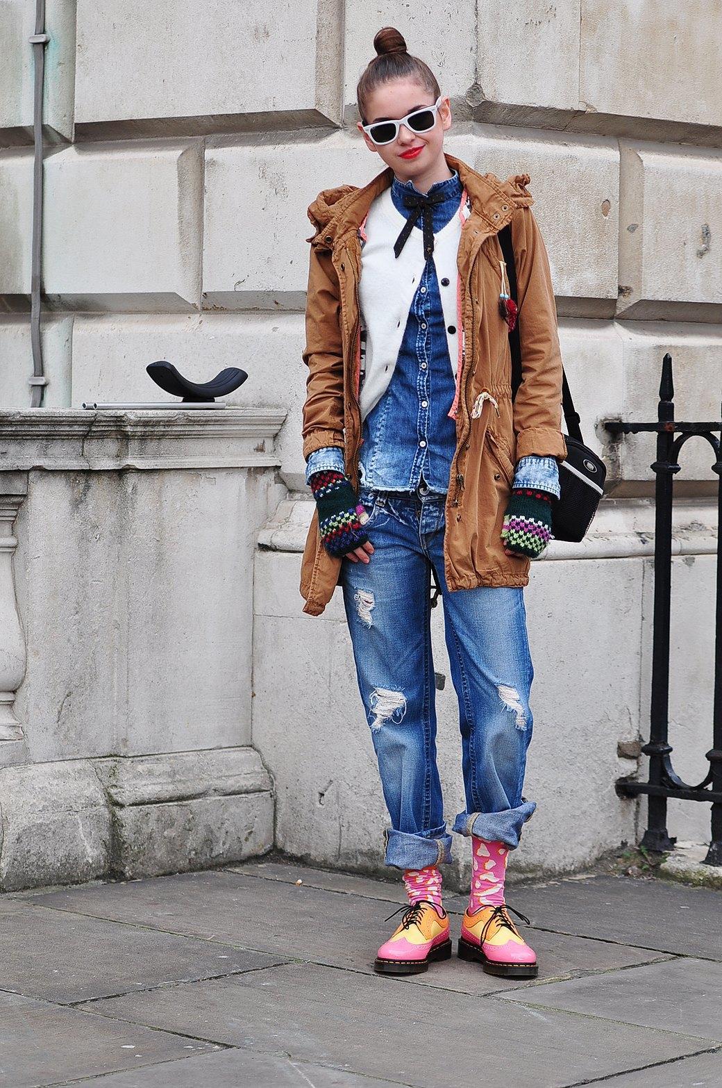 Неделя моды в Лондоне,  часть II. Изображение № 12.