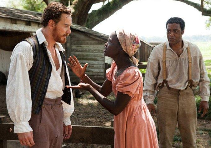 Фассбендер и Камбербэтч в первых кадрах фильма МакКуина про рабство. Изображение № 1.
