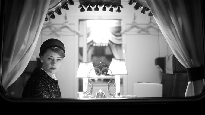 Рената Литвинова сняла короткометражку для Alexander Terekhov. Изображение № 2.