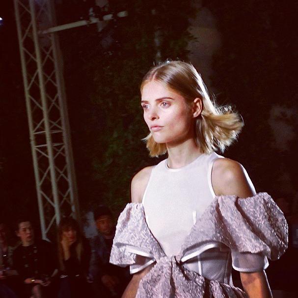 Прямой репортаж  с Paris Fashion Week:  День 3. Изображение № 31.
