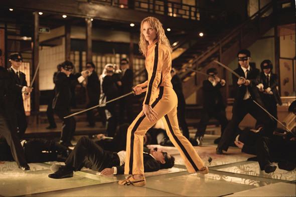 Кадр из фильма «Убить Билла». Изображение № 3.