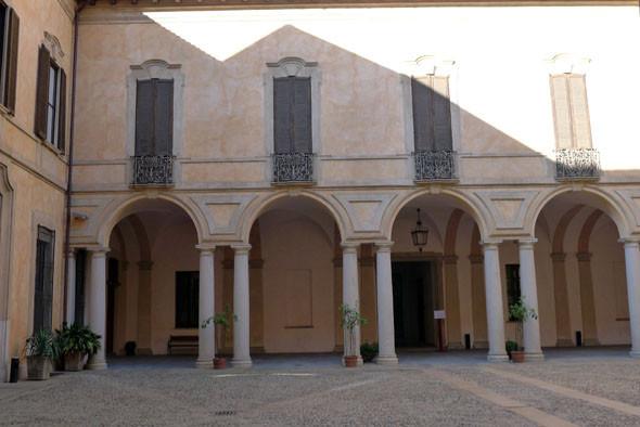 Palazzo Clerici – одна из площадок Milan Fashion Week. Изображение № 1.