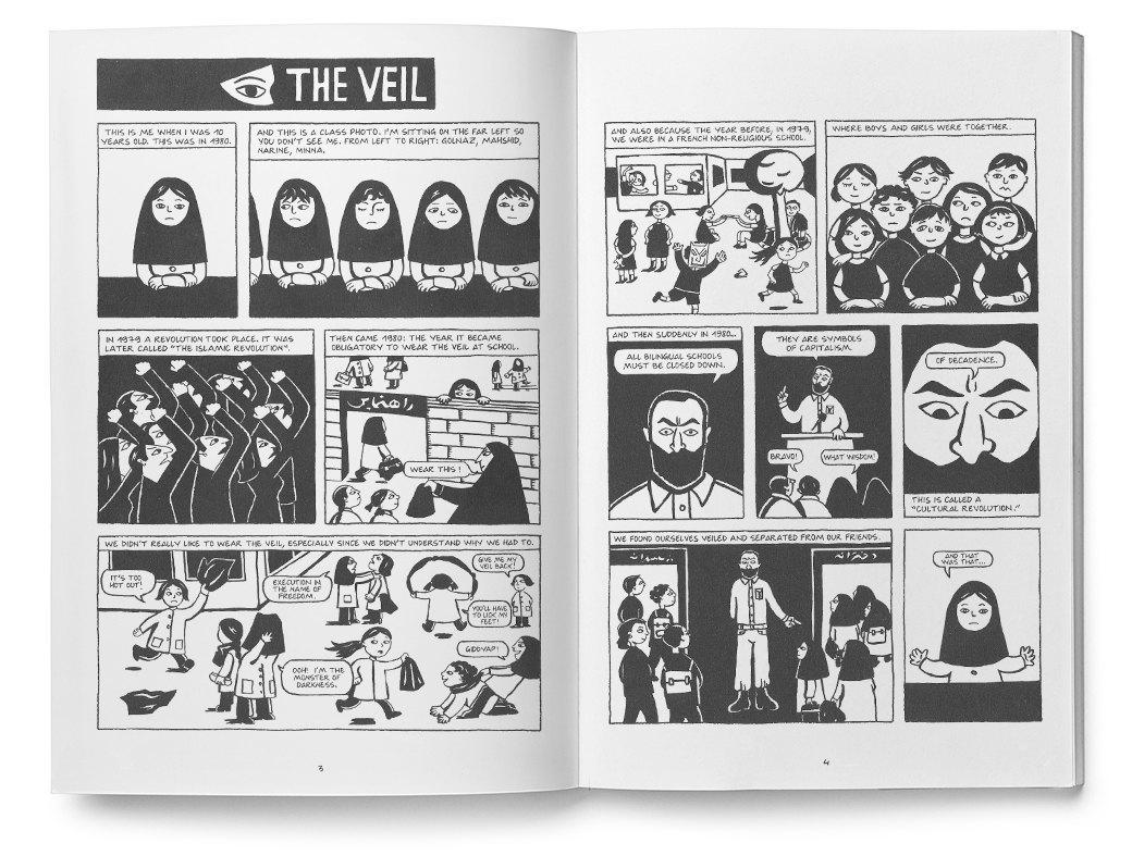 Мемуары в картинках: 10 комиксов о жизни женщин. Изображение № 1.